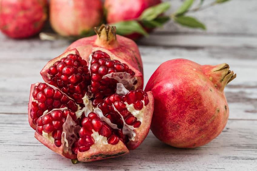 Image result for granada fruta