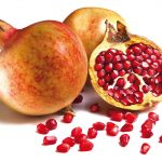 Mollar de Elche pomegranate