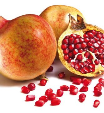 Spanish pomegranates