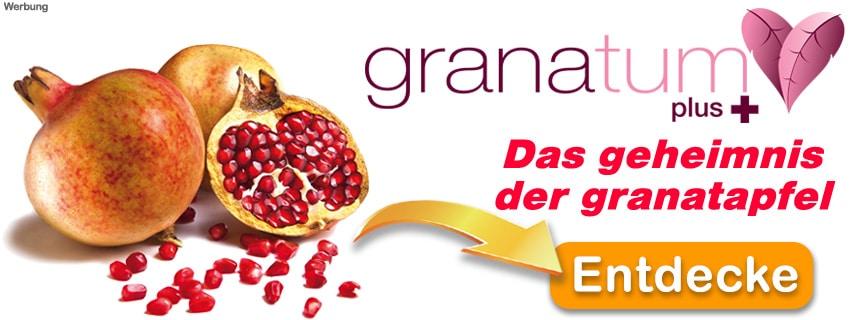 granatäpfel kapseln