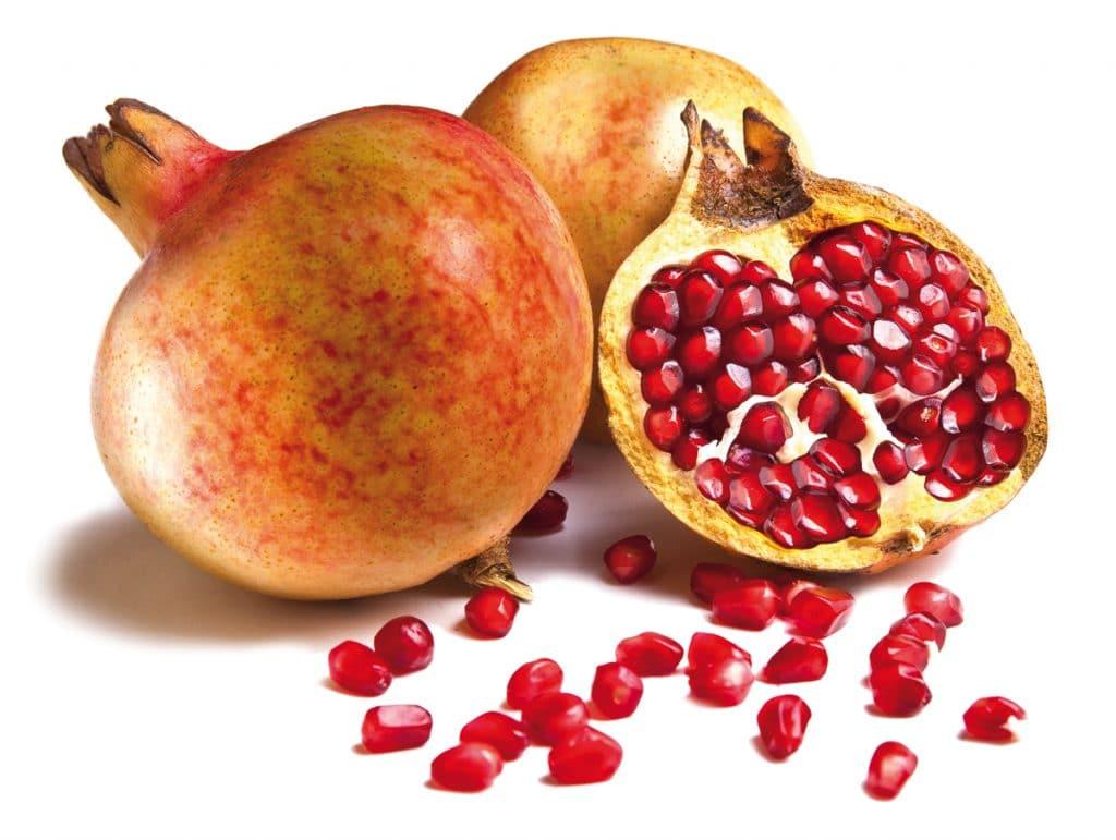 Der granatapfel punicalagine und urolitine bioaktive mit positiven Auswirkungen auf die Gesundheit