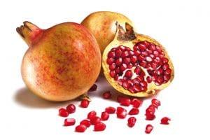 pomegranate extract capsules